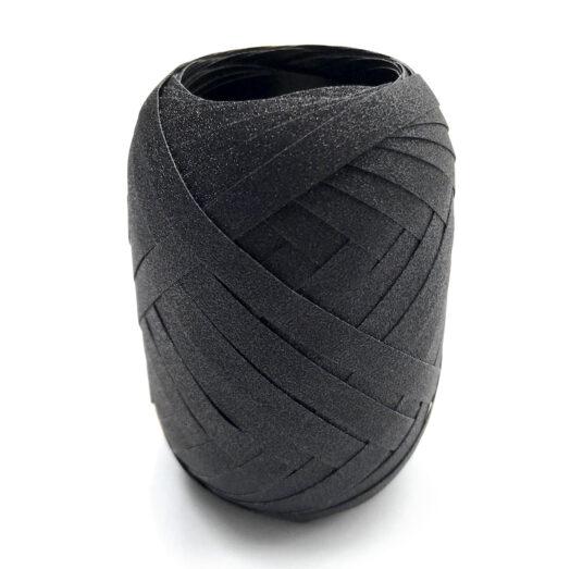 Sierlint glamour 5mm zwart 10m   CollectivWarehouse