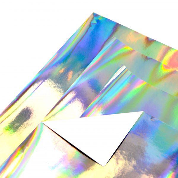Holografisch cadeaupapier vellen | CollectivWarehouse