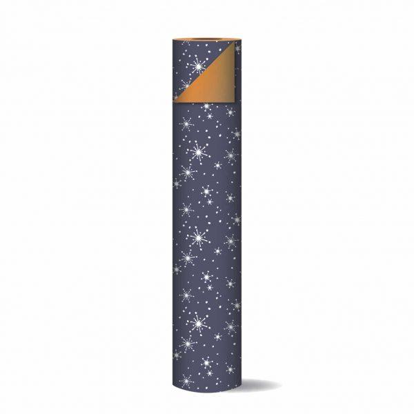 Reach for the Stars Kerst toonbankrol 50cm blauw   CollectivWarehouse