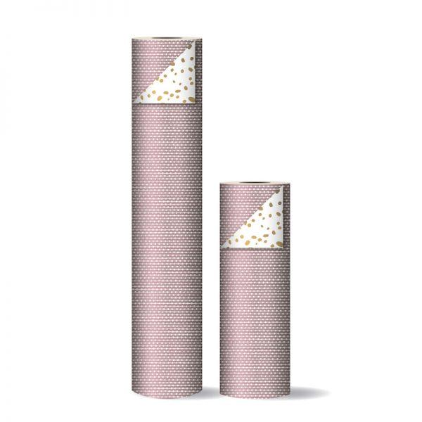 Toonbankrollen Connecting Dots rosegoud/goud/wit | CollectivWarehouse