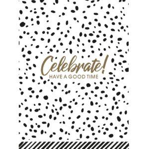 Celebrate gold wenskaarten | CollectivWarehouse