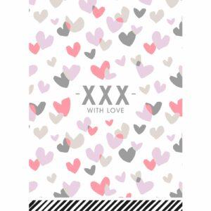 XXX Hearts wenskaarten | CollectivWarehouse