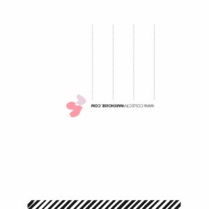 Valentine wenskaarten achterzijde | CollectivWarehouse