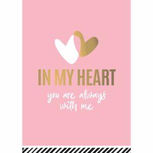 In my Heart wenskaarten | CollectivWarehouse