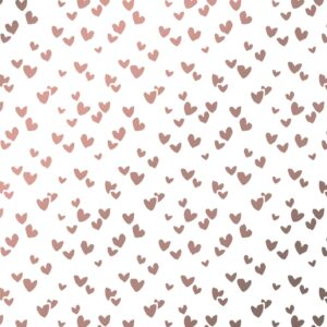 Zijdepapier Solo Hearts rose | CollectivWarehouse