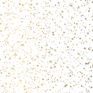 Zijdepapier Twinkling stars goud | Collectivwarehouse