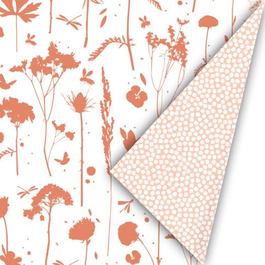 Cadeaupapier GROW roest | CollectivWarehouse