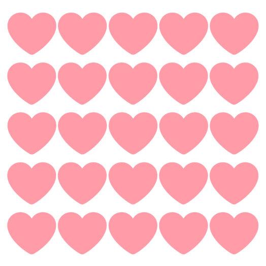 Cadeaustickers NEON hearts | CollectivWarehouse