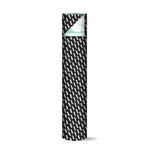 Toonbankrol 50cm Open Spaces zwart/wit   CollectivWarehouse