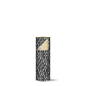 Toonbankrol 30cm Love Letters zwart/goud   CollectivWarehouse