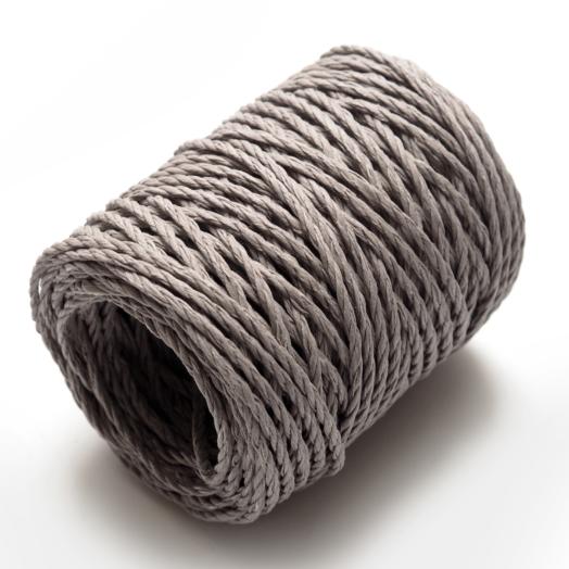 Composteerbaar ECO koord grijs | CollectivWarehouse