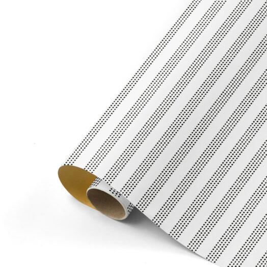 Cadeaupapier Raster Stripes chique | CollectivWarehouse