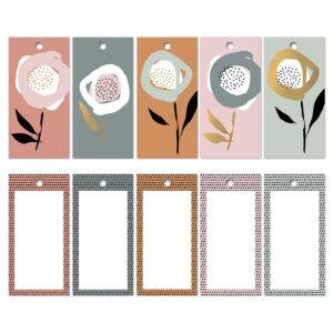 Cadeaulabels Arts & Crafts flowers | CollectivWarehouse