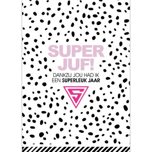 Superjuf wenskaarten | CollectivWarehouse