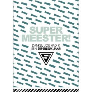 Supermeester wenskaarten | CollectivWarehouse