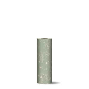 Toonbankrol 30cm Mistletoe Kisses grasspaper/salie | CollectivWarehouse
