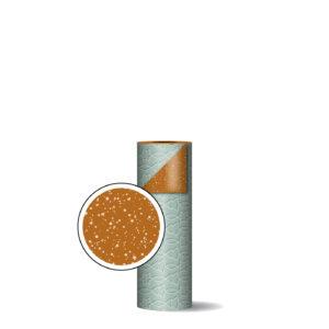 Toonbankrol 30cm Trees & Stars mint/roest | CollectivWarehouse