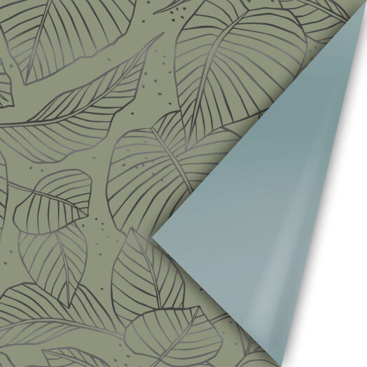 Cadeaupapier Lovely Leaves cool | CollectivWarehouse