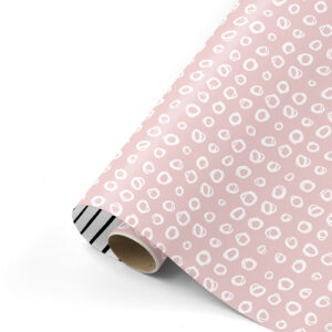Cadeaupapier Dot Design warm | CollectivWarehouse
