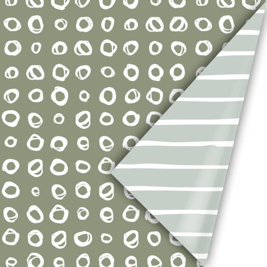Cadeaupapier Dot Design cool | CollectivWarehouse