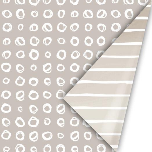 Cadeaupapier Dot Design chique | CollectivWarehouse