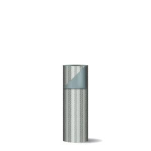 Toonbankrol 30cm Raster Stripes cool | CollectivWarehouse