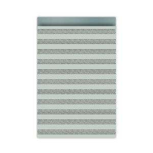 Cadeauzakjes 17x25cm Raster Stripes cool | CollectivWarehouse