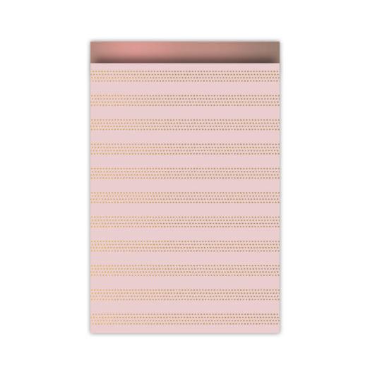 Cadeauzakjes 17x25cm Raster Stripes warm | CollectivWarehouse